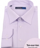 Kleding heren overhemd extra lange mouw 10015551