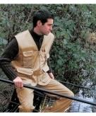 Kleding safari vest