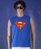 Kleding superman heren singlet
