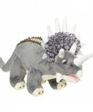 Knuffel triceratops 28 cm