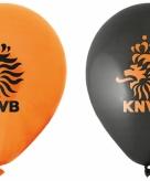 Knvb ballonnen 8 stuks