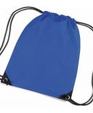 Kobalt blauwe gymtasjes
