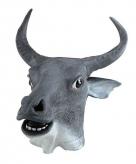 Koeien masker van rubber