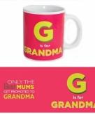 Koffie beker voor oma