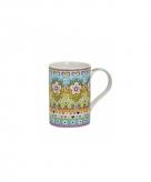 Koffie thee melk beker retro sixties 10080388