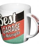 Koffiebeker best garage