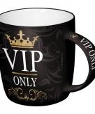 Koffiebeker vip 33 cl
