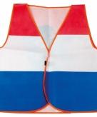 Koningsdag nederland vestje voor volwassenen
