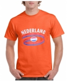 Koningsdag oranje nederland vlag t-shirts