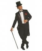 Kostuum cabaret jas en broek