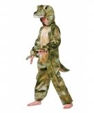 Krokodil jumpsuit voor kinderen