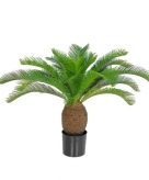 Kunst palm in pot 70 cm