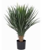 Kunst yucca in pot 80 cm