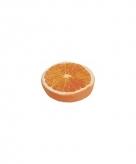 Kussen sinaasappel schijven 38 cm