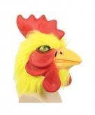 Latex kippen masker