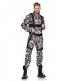 Leg avenue leger parachutist kostuum