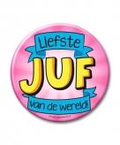 Liefste juf button xxl