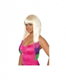 Look a like nicki minaj pruik blond