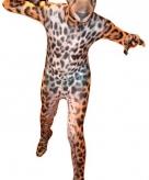 Luipaarden morphsuit