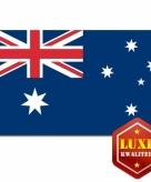 Luxe australische vlag 100x150