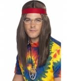 Luxe hippie verkleed set