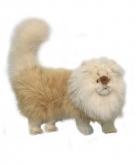 Luxe pluche persische kat 45 cm
