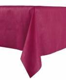 Luxe tafelkleed 140 x 240 bordeaux