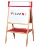 Magnetisch schoolbord voor kinderen