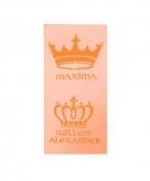 Make up sjabloon koningshuis kroontjes