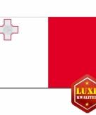 Maltese vlaggen goede kwaliteit