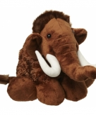 Mammoet olifanten knuffel 26 cm