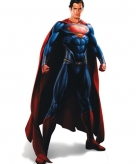 Man of steel versiering 187 cm