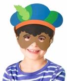 Masker piet jongens