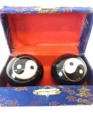 Massagekogels in kistje 3 5 cm yin yang