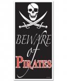Mega piraten poster 150 cm