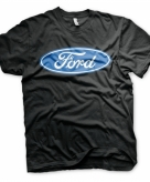 Merchandise ford logo shirt heren