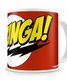Merchandise mok bazinga