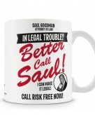 Merchandise mok breaking bad saul goodman