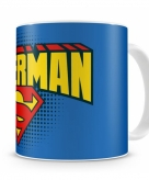 Merchandise mok superman schild
