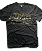 Merchandise star wars shirt heren
