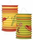 Mexicaanse lampionnetjes 2 stuks