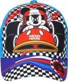 Mickey mouse petje blauw voor jongens