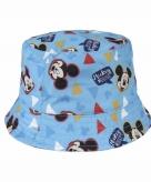 Mickey mouse zomerhoedje voor kinderen