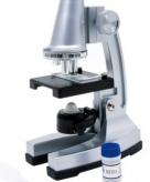 Microscoop met accessoires
