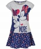 Minnie mouse rokje met grijs t-shirt