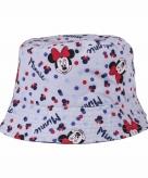 Minnie mouse zomerhoedje voor kinderen