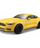 Model auto ford mustang 2015 1 18