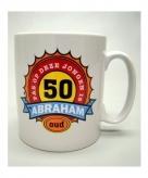 Mok abraham 50 jaar