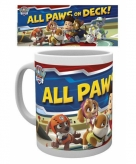 Mokken paw patrol all paws on deck