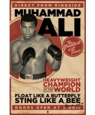 Muhammad ali maxi poster 61 x91 5 cm